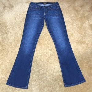 Lucky Brand Charlie Baby Boot Jeans 2/26